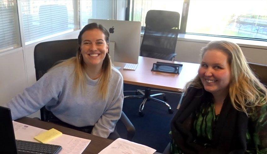 VLOG #2 | Nikky's afscheid en nieuwe collega Anna in beeld